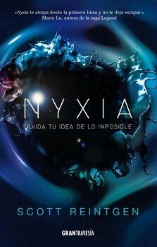 NYXIA -OLVIDA TU IDEA DE LO IMPOSIBLE-