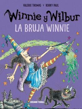 WINNIE Y WILBUR -LA BRUJA WINNIE-         (EMPASTADO)