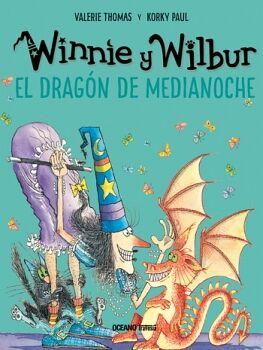 WINNIE Y WILBUR -EL DRAGON DE MEDIANOCHE- (EMPASTADO)