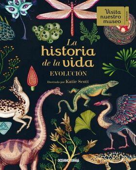 HISTORIA DE LA VIDA, LA -EVOLUCION-       (EMPASTADO)