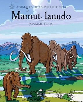 MAMUT LANUDO                     (EMP/ANIMALES DE LA PREHISTORIA)