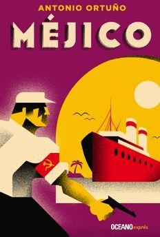 MEJICO                            (HOTEL DE LETRAS/OCEANO EXPRES)