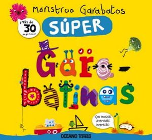 MONSTRUO GARABATOS -SUPER GARABATINAS-