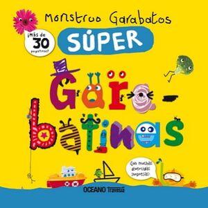MONSTRUO GARABATOS -SUPER GARABATINAS-
