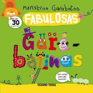 MONSTRUO GARABATOS -FABULOSAS GARABATINAS-