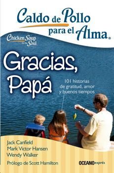CALDO DE POLLO PARA EL ALMA -GRACIAS, PAPA- (EXPRES)
