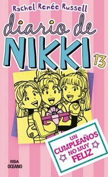 DIARIO DE NIKKI 13 -UN CUMPLEAÑOS NO MUY FELIZ-