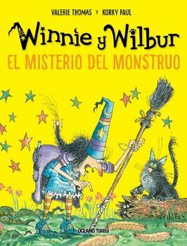 WINNIE Y WILBUR -EL MISTERIO DEL MONSTRUO- (EMPASTADO)