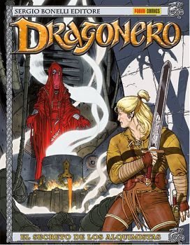 DRAGONERO -EL SECRETO DE LOS ALQUIMISTAS- (2)