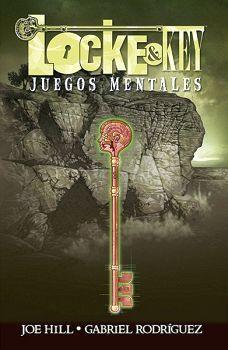 LOCKE & KEY -JUEGOS MENTALES-             (2/EMPASTADO)