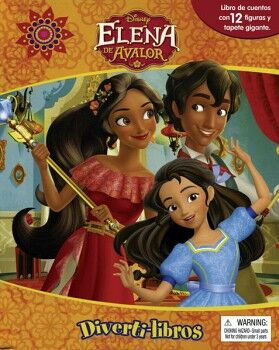 DIVERTILIBROS -ELENA DE AVALOR-