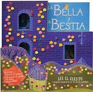 BELLA Y LA BESTIA, LA -LEE EL CUENTO-