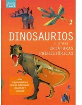 DINOSAURIOS Y OTRAS CRIATURAS PREHISTORICAS (C/TRANSP. DISCOS G.)