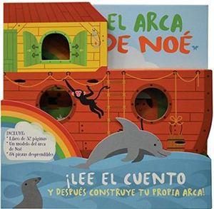 ARCA DE NOE, EL -LEE EL CUENTO-