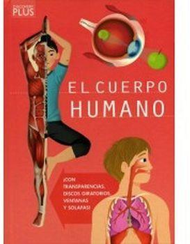 CUERPO HUMANO, EL (CON TRANSPARENCIAS, DISCO GIR. VENTANAS Y SO.)