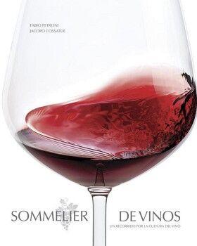 SOMMELIER DE VINOS                        (GF/EMPASTADO)