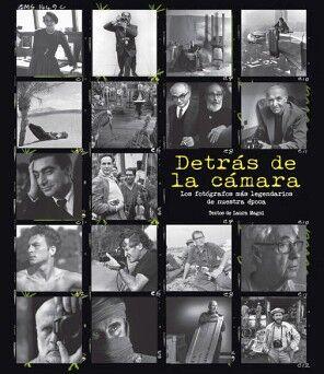 DETRAS DE LA CAMARA                       (GF/EMPASTADO)