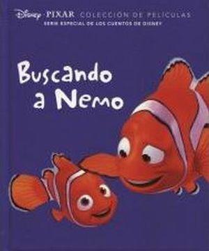 BUSCANDO A NEMO -COL.DE PELICULAS-        (EMPASTADO)