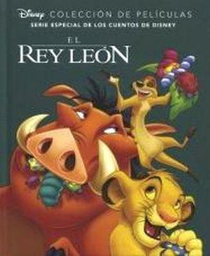 REY LEON, EL -COL. DE PELICULAS-          (EMPASTADO)