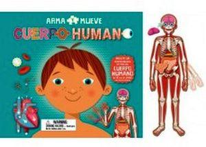 ARMA Y MUEVE -CUERPO HUMANO-