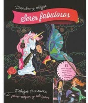 DESCUBRA Y RELAJESE -SERES FABULOSOS-
