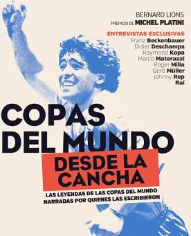 COPAS DEL MUNDO -DESDE LA CANCHA-         (EMPASTADO)