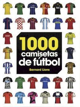 1000 CAMISETAS DE FUTBOL                  (EMPASTADO)
