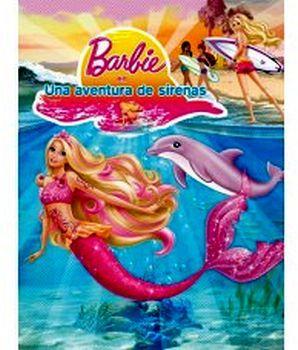 BARBIE -UNA AVENTURA DE SIRENAS-