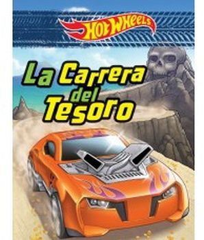 HOT WHEELS -LA CARRERA DEL TESORO-