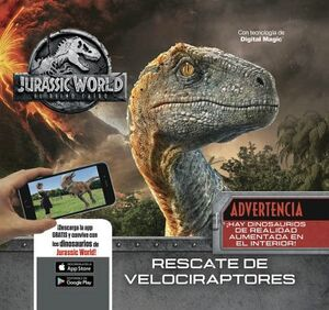 JURASSIC WORLD -EL REINO CAIDO- (C/REALIDAD AUMENTADA /CARTONE)