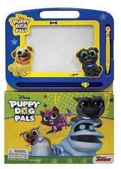 DISNEY -PUPPY DOG PALS- (C/PIZARRA/PLUMA)