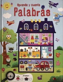 APRENDE Y CUENTA PALABRAS                 (EMPASTADO)