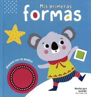 MIS PRIMERAS FORMAS                       (EMPASTADO)