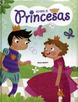 HISTORIAS DE PRINCESAS (EMPASTADO)