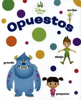 OPUESTOS -DISNEY BABY-                    (CARTONE)