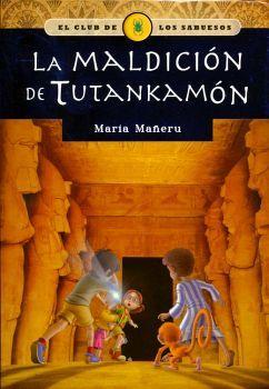 MALDICION DE TUTANKAMON, LA -EL CLUB DE LOS SABUESOS-