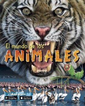 MUNDO DE LOS ANIMALES, EL (EMPASTADO)