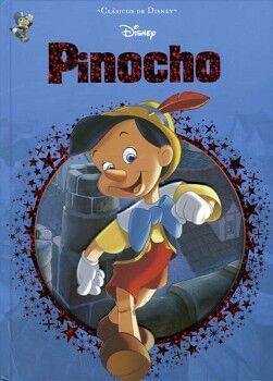 CLASICOS DISNEY -PINOCHO- (EMPASTADO)