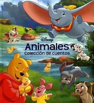 DISNEY -COLECCION DE CUENTOS- ANIMALES