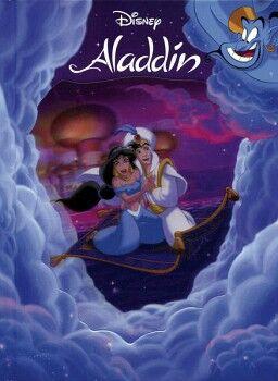 DISNEY -ALADDIN- HISTORIAS ANIMADAS