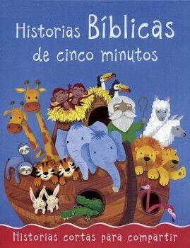 HISTORIAS BIBLICAS DE CINCO MINUTOS