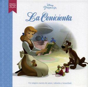 PEQUEÑOS LECTORES -LA CENICIENTA- DISNEY PRINCESA