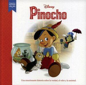 PEQUEÑOS LECTORES -PINOCHO- DISNEY