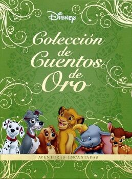 DISNEY -COLECCION DE CUENTOS DE ORO- (AVENTURAS ENCANTADAS)