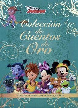 DISNEY JUNIOR -COLECCION DE CUENTOS DE ORO-