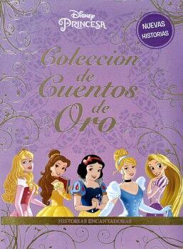 DISNEY PRINCESA -COLECCION DE CUENTOS DE ORO-