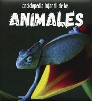 ENCICLOPEDIA INFANTIL DE LOS ANIMALES -CAMALEON- (EMP.)