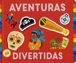 AVENTURAS DIVERTIDAS                      (CARTONE)