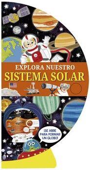 EXPLORA NUESTRO -SISTEMA SOLAR-