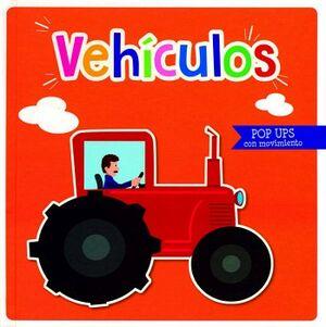 VEHICULOS -POP UPS CON MOVIMIENTO-